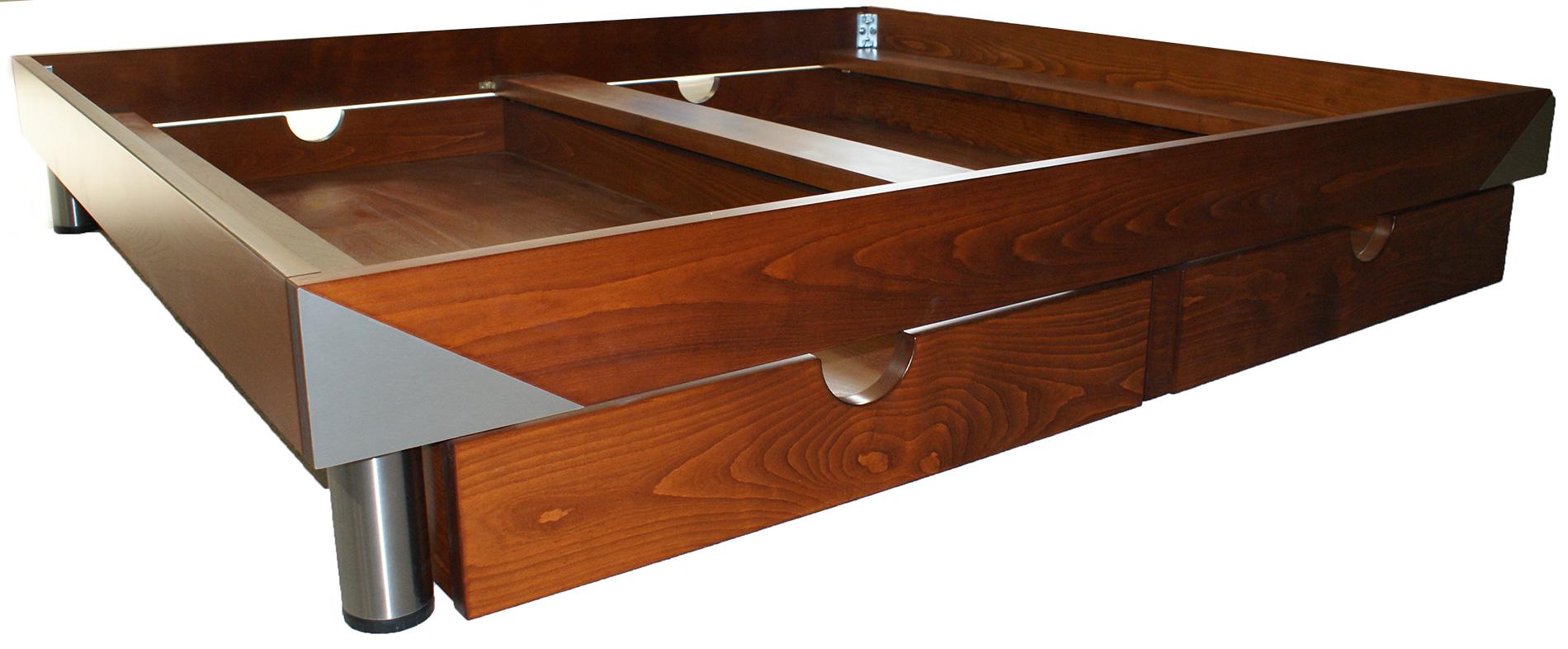 massivholz bett tischlerei krause und vainceur. Black Bedroom Furniture Sets. Home Design Ideas