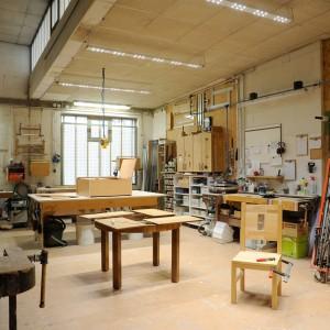 Werkstatt - Tischlerei KuV (2)